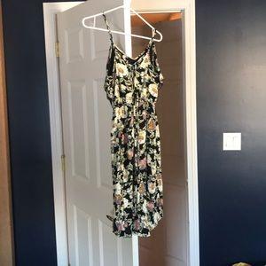 Flower dress by xhilaration